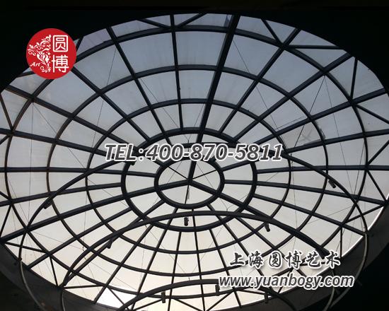 室外玻璃穹顶
